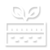Leaves and Soil Icon